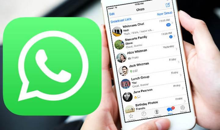 WhatsApp iOS grup sohbetleri için yenilik!