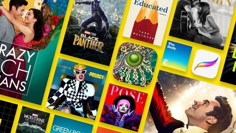 2018 Yılı İçin Apple'ın En iyi Uygulama ve oyunları