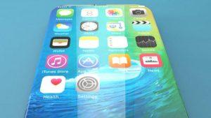 Apple'ın yeni ekran tasarımı