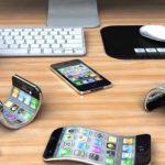 Patentler, Katlanabilir iPhone'lara İşaret Ediyor